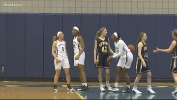 High school girls basketball: Muskegon tops DeWitt