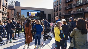 LaughFest attempts world record for most mismatched socks
