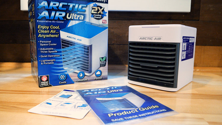 Try It Before You Buy It: Arctic Air Ultra Fan
