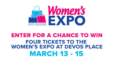 CONTEST ENDED - Enter to win four tickets to the Women's Expo!