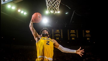 Unranked Michigan basketball moves up to No. 4 in AP Poll