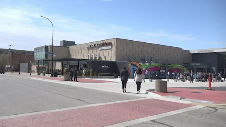 New Convention Center opens Friday with the Muskegon Lakeshore Home, Garden + Boat Show