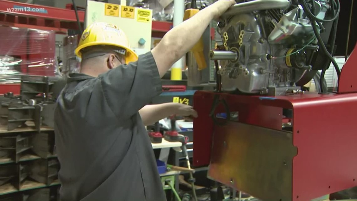 Made in Michigan; Hurricane power growing in Muskegon Heights