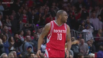 GR Drive's Marcus Thornton ready for NBA comeback