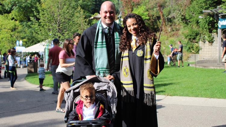 Harry Potter fans: Wizarding Weekends are returning to John Ball Zoo!