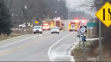 Wilson Avenue temporarily closed due to house fire