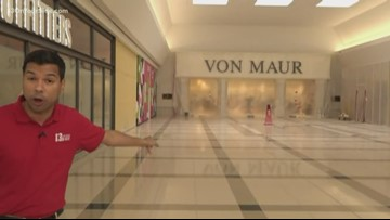 A look inside the Woodland Mall expansion