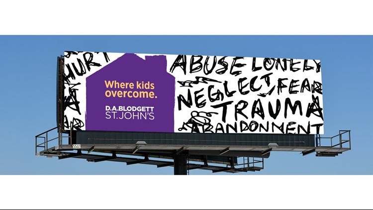 DA Blodgett child abuse billboards
