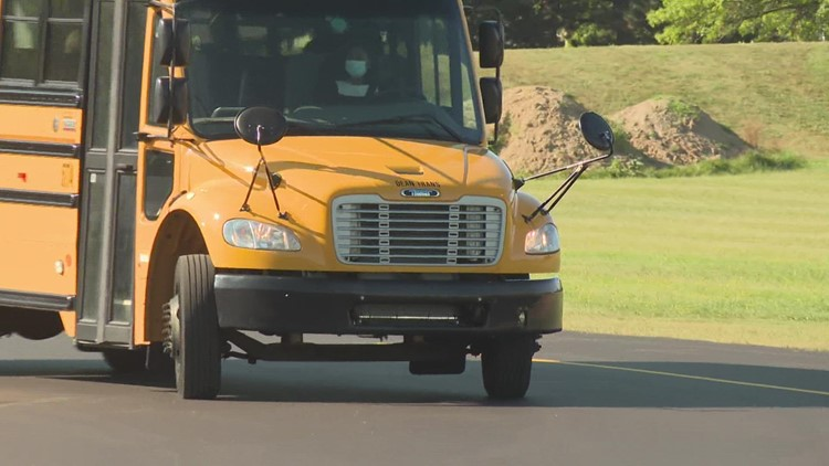 Back to School: Safety on school buses