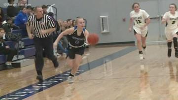 Girls basketball: Wayland vs. Hopkins