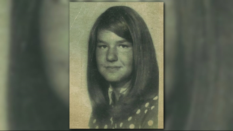 Laurie Murninghan was murdered in 1970.
