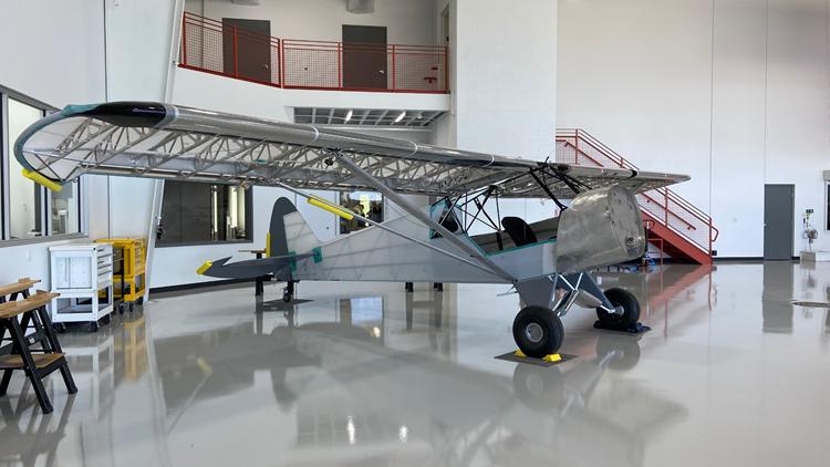 West Michigan Aviation Academy unveils new training center