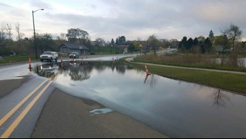 Business Loop US-31 in Muskegon County reopens after flooding