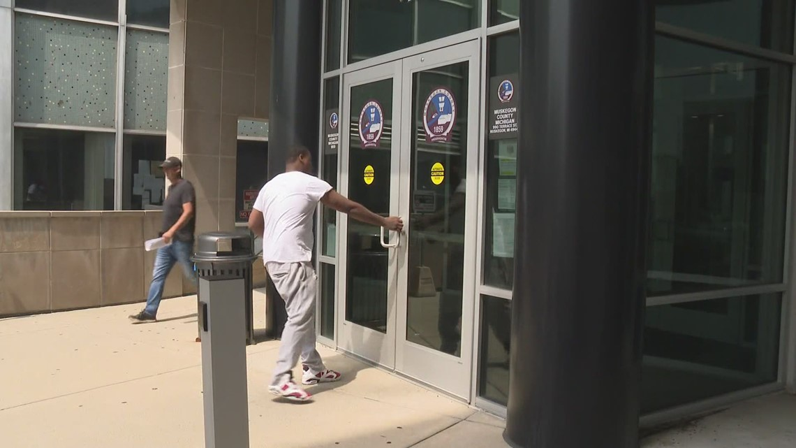 Restrictions lifted at Muskegon County Hall of Justice, in person jury trials, meetings resume