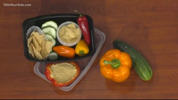 Real Health: Fueling up for school