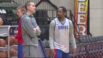 Kalin Lucas to debut for Grand Rapids Drive on Semi Pro night
