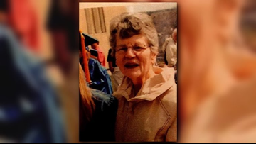 Police searching for missing woman with Alzheimer's