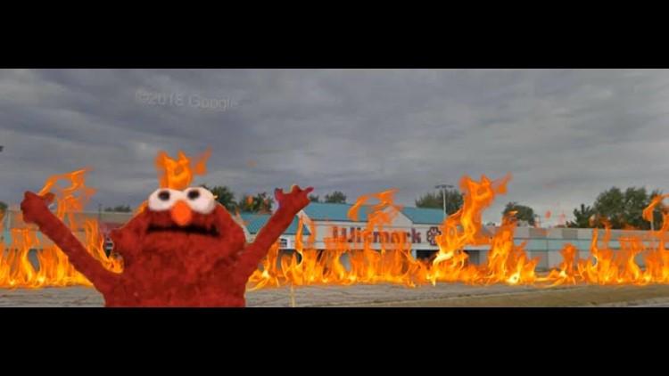Elmo meme