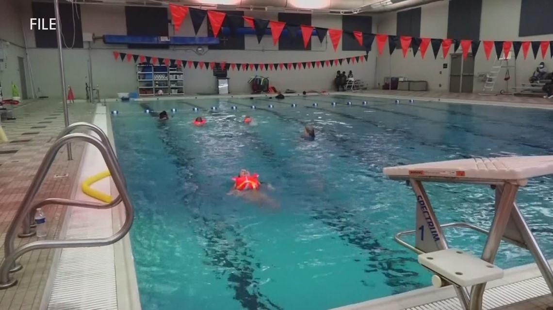 Muskegon Heights school pool ready for Guinness record attempt, summer lessons