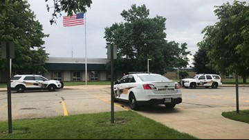 'Disorderly' student with body armor taken into custody at Jenison High School