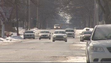 Muskegon planning for two-way traffic on Peck and Sanford Streets this spring