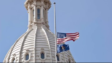 Gov. Whitmer orders flags to half-staff for Korean War soldier's funeral