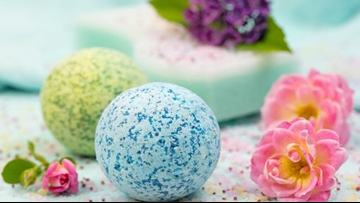 Vaporize your cold with soothing shower melts