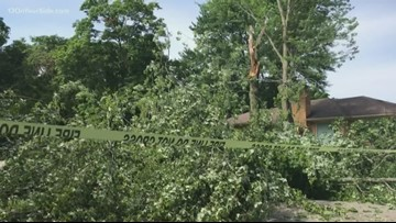 Consumers Energy working to restore power after severe weather