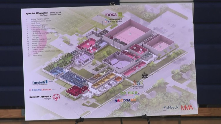 New Special Olympics facility in GR