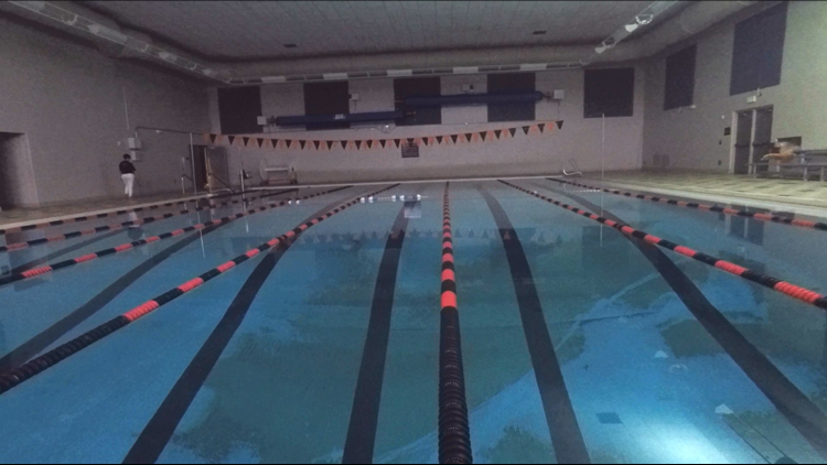Pool reopening to teach students to swim at Muskegon Heights Academy