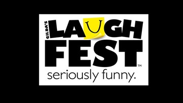 Gilda's LaughFest is almost here!