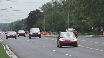 Cottonwood Drive is open again