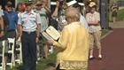 Posthumous Purple Heart awarded to Muskegon Coast Guardsman killed in WWl