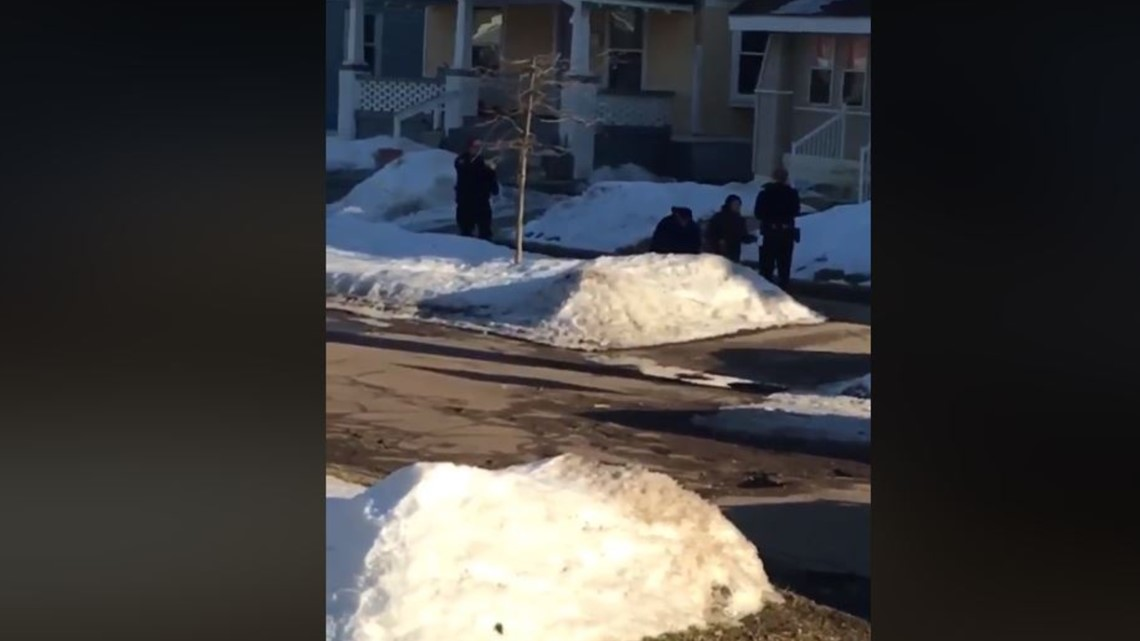 Grand Rapids police address Facebook videos documenting two different arrests