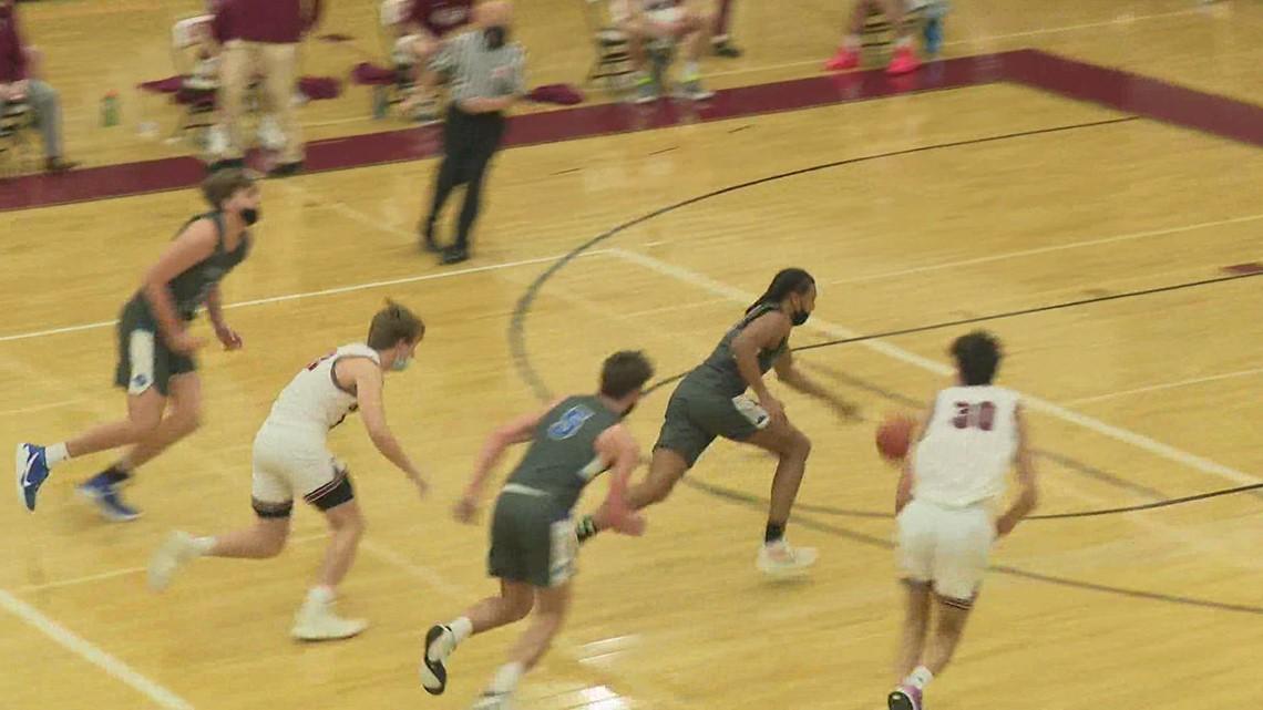 High School Basketball: Forest Hills Eastern vs. Catholic Central