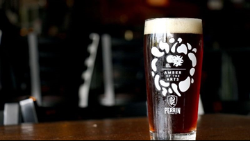 GR Festival of the Arts' partnership with Perrin Brewing means special beer