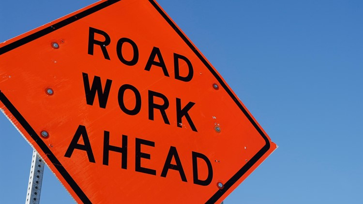Lane closures on I-96 begin May 3, continue through July 1