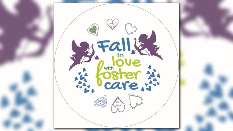 Fall in love with foster care this February