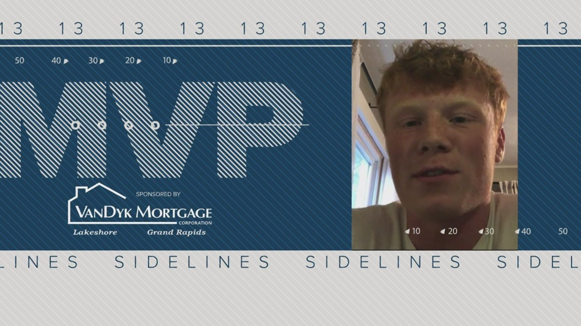 13 On Your Sidelines MVP for Week 6