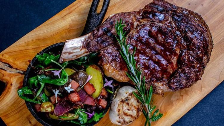 grand rapids tiki bar food, steak max's south seas hideaway