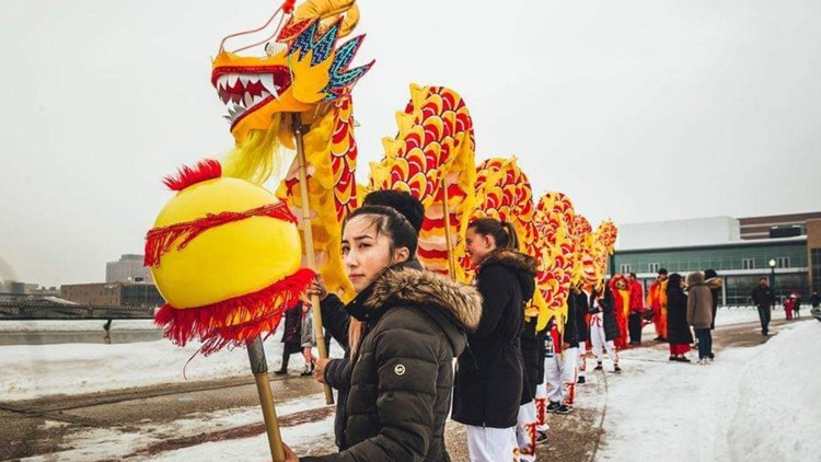 Celebrating the Lunar New Year in Grand Rapids