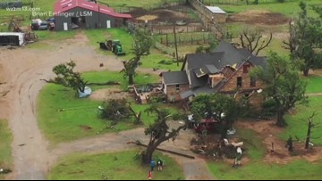 Severe spring weather brings many tornadoes to Midwest