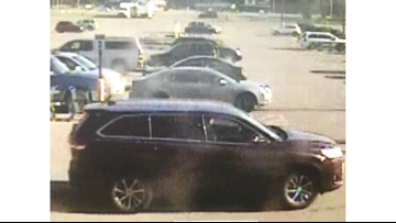 MSP searching for driver in Ludington Walmart hit-and-run