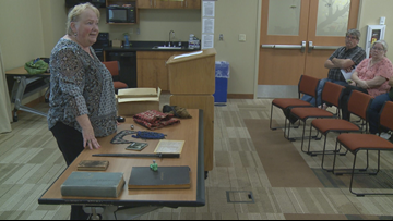 Event hosted for rare, valuable antiques in Hastings