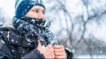 Tips on staying safe in the bitter cold