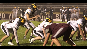 Orchard View thumps Manistee 58-7