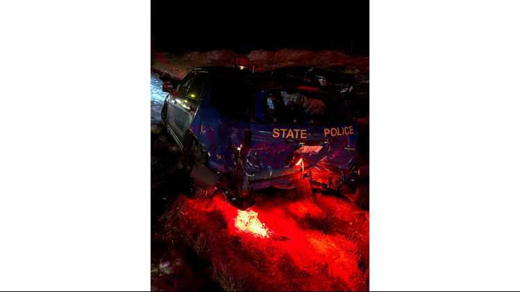 msp crash calhoun county
