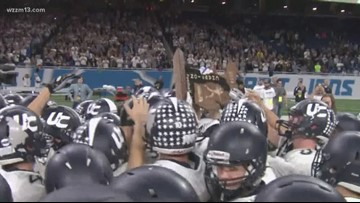 13 On Your Sidelines: Hudsonville Unity Christian wins first state championship