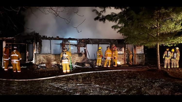 greenville fire