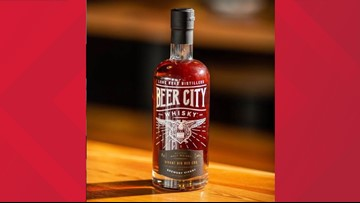 New whiskey a collaboration between Grand Rapids favorites
